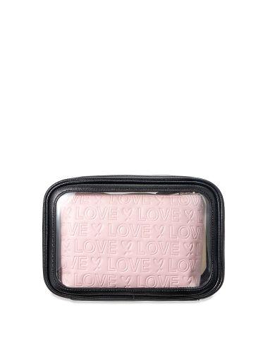 Trio-de-cosmetiqueras-negra-Victoria-s-Secret