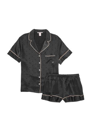 Pijama-Short-de-Saten-Victoria-s-Secret